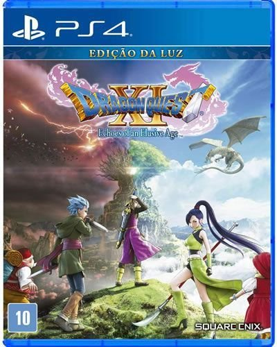 Game Dragon Quest XI Echoes of an Elusive Age - PS4