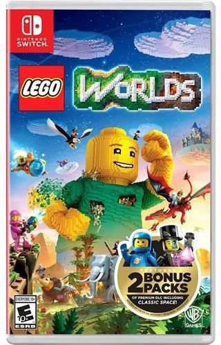 Game Lego Worlds - Switch