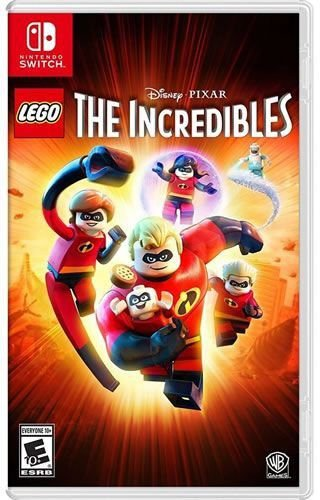 Game Lego The Incredibles - Switch