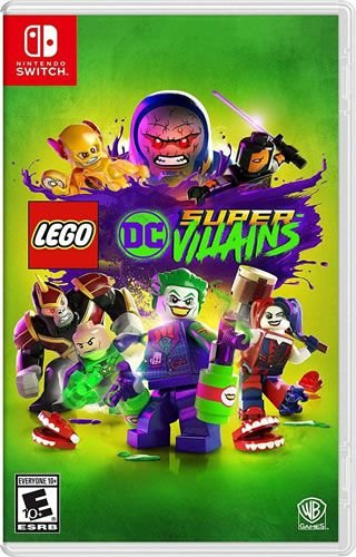 Game Lego DC Super Villains - Switch