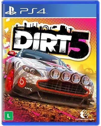 Game Dirt 5 - PS4 [Pré-venda]