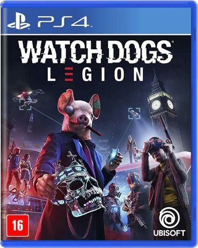 Game Watch Dogs Legion - PS4 [Pré-venda]