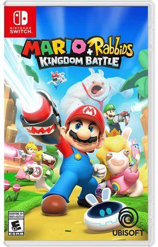 Game Mario + Rabbids Kingdom Battle - Switch