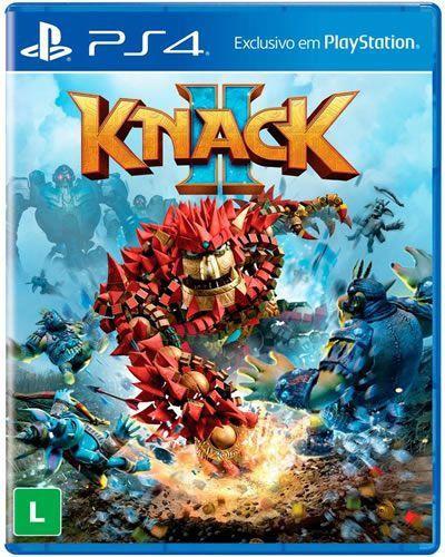 Game Knack 2 - PS4