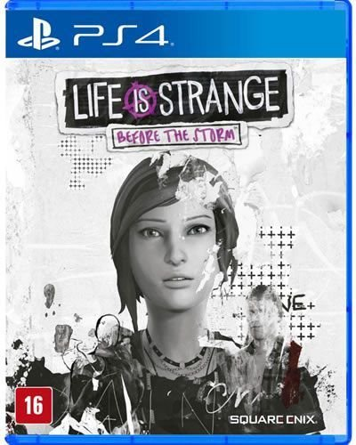 Game Life is Strange Before The Storm - PS4