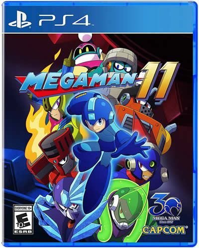 Game Mega Man 11 - PS4
