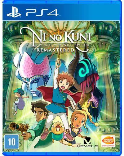 Game Ni no Kuni II Revenant Kingdom - PS4