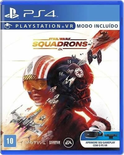 Game Star Wars Squadrons - PS4