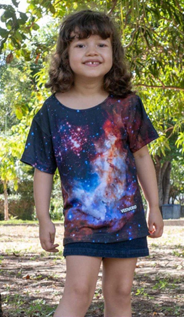 Westerlund 2 | Linha Kids | Camiseta Astronômica Infantil