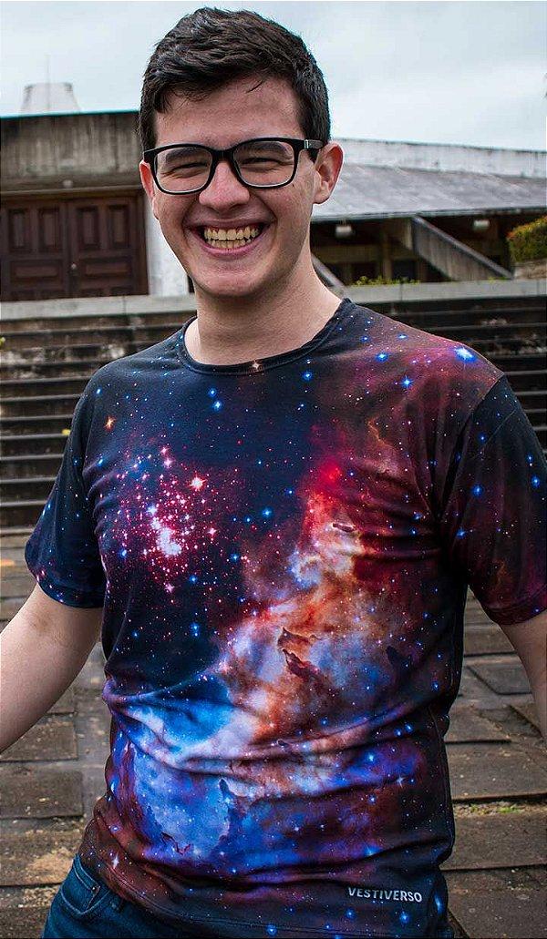 Westerlund 2 | Linha Galáxia | Blusa Astronomia