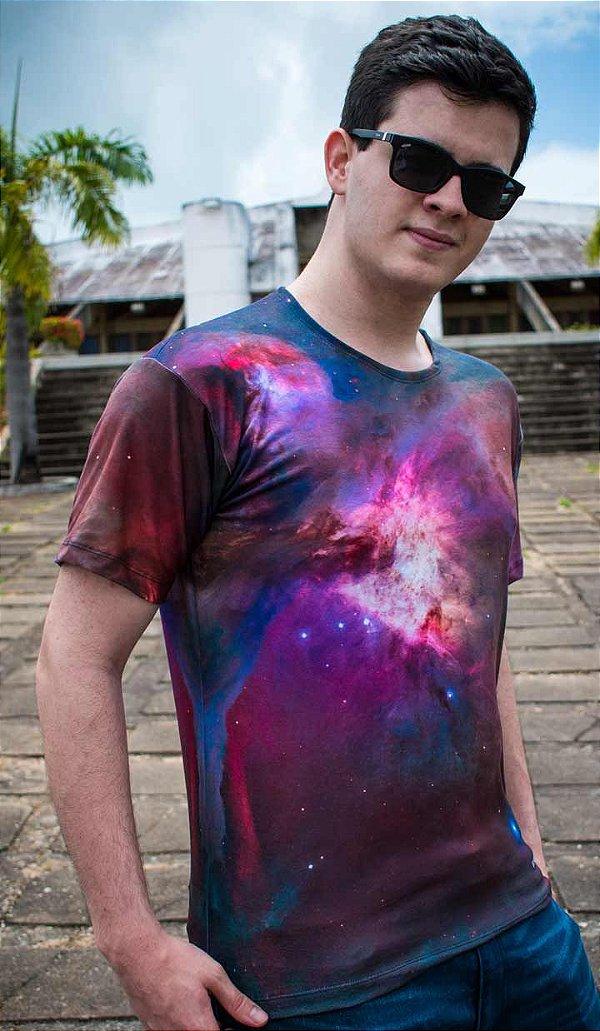 Nebulosa de Órion | Linha Galáxia | Blusa Astronomia