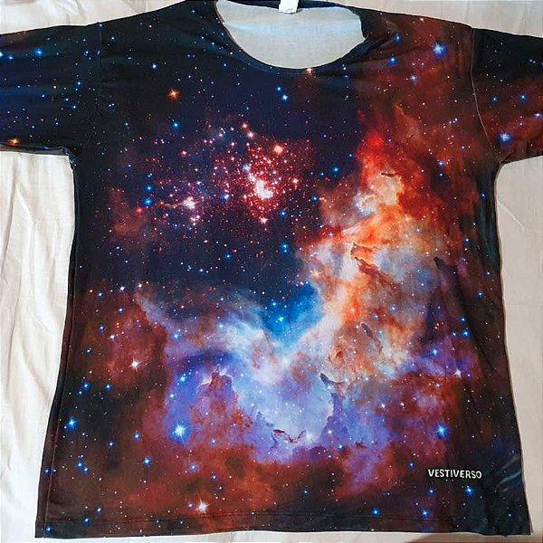 Westerlund 2 GG | Linha Galáxia OUTLET | Blusa Astronomia