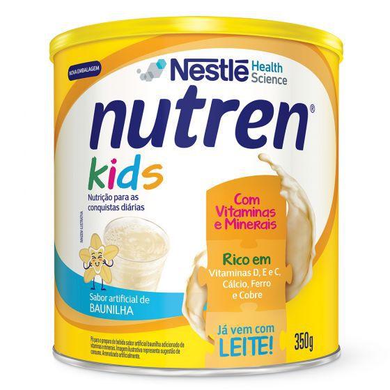 Nutren Kids - Lata 350g