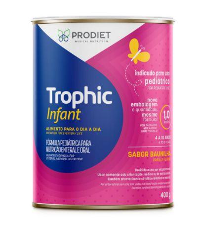 Trophic Infant - Pó 400g
