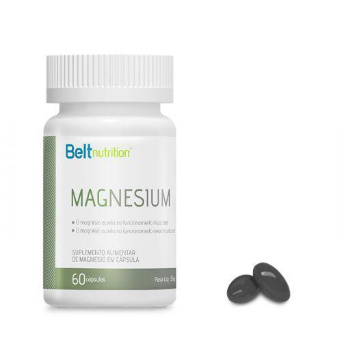 Belt Magnesium+ - 60 Cápsulas
