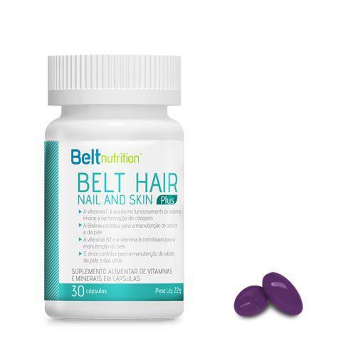 Belt Hair, Nail and Skin Plus - 30 Cápsulas
