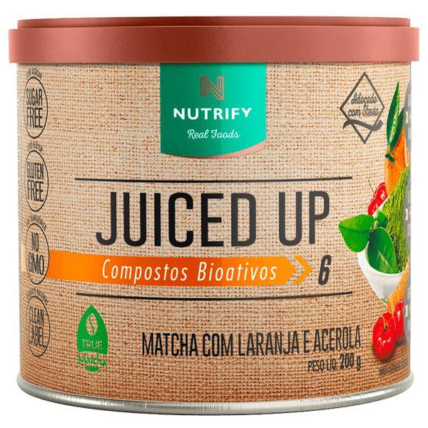 Juiced Up - Laranja com Acerola - 200g