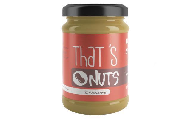 Pasta de Amendoim That's Nuts - Crocante - 350g