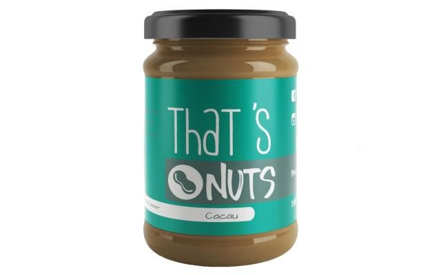 Pasta de Amendoim That's Nuts - Cacau - 350g