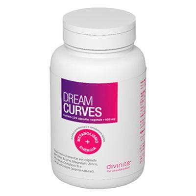 Dream Curves Divinitè 400mg - 120 Cápsulas