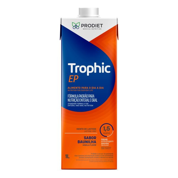Trophic EP - 1 Litro - Prodiet