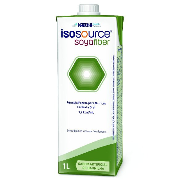 Isosource Soya Fiber - 1 Litro