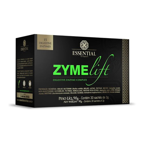 Zyme Lift Essential - 90g (30 sachês)