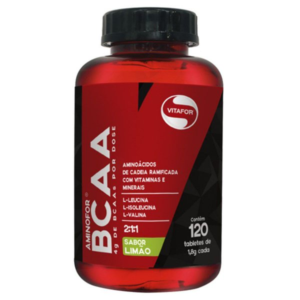 Aminofor BCAA (120 capsulas)