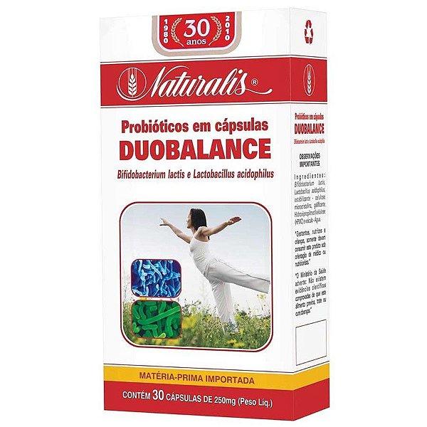 Duobalance Naturalis - 30 cápsulas
