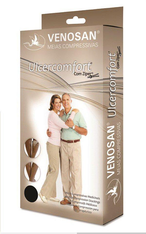 Meia Ulcercomfort 3/4 AD mmHg