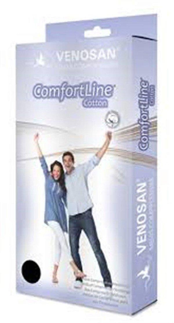 Meia ComfortLine Cotton 3/4 AD 20-30 mmHg