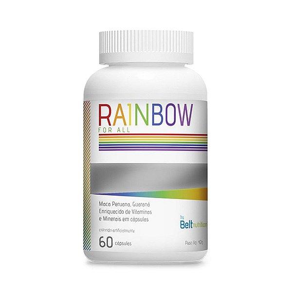 Multivitamínico Rainbow Maca Peruana 60 Caps - Belt Nutrition