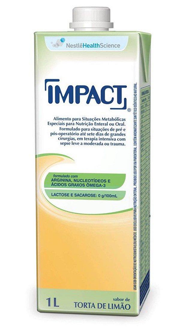 Kit impact 1 litro caixa c/12 unidades