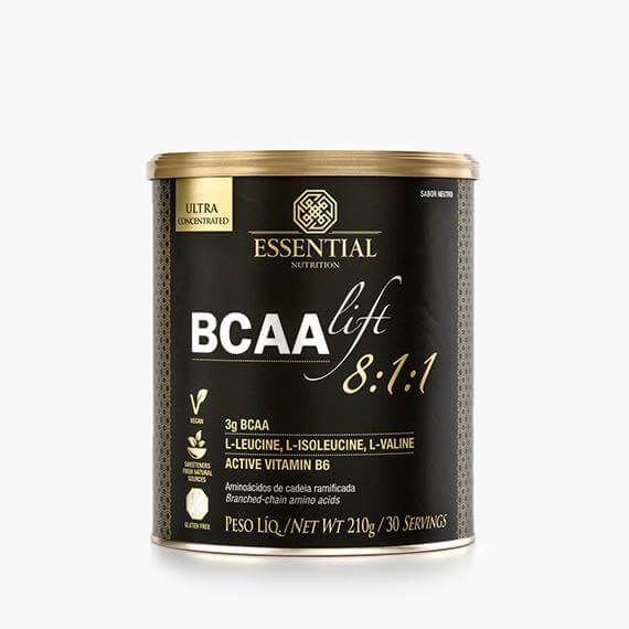BCAA Lift Essential - 210g - Neutro