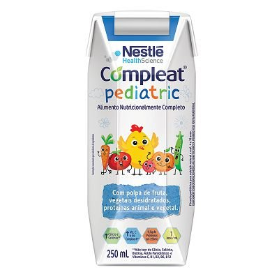 Compleat pediatric 250ml