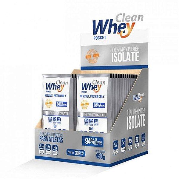 Sachê CW Isolate caixa c/ 30 unidades