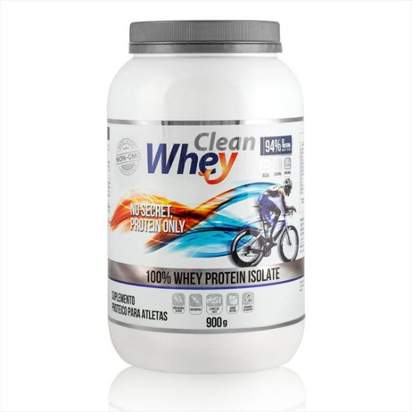 Clean Whey Isolate Classic pote 900g