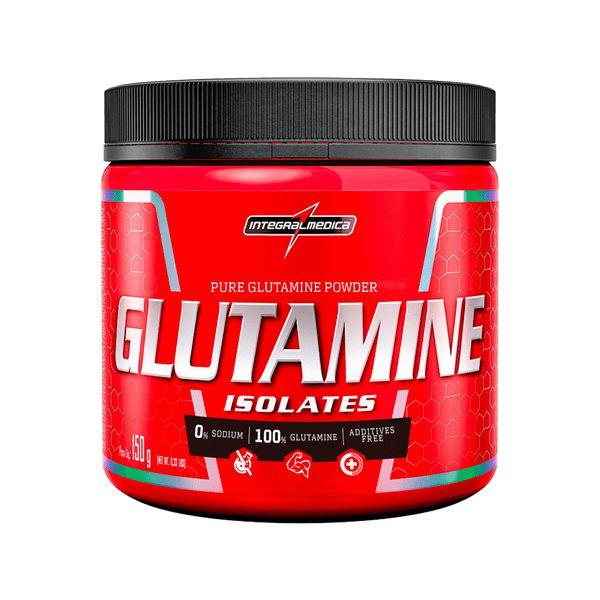 Glutamine Natural 150g - Integralmédica
