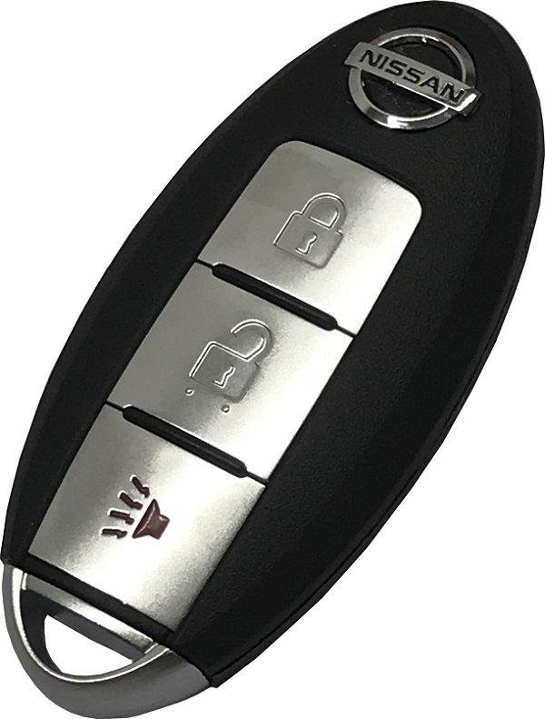 Chave Presença Completa Nissan Frontier 2008 Até 2016