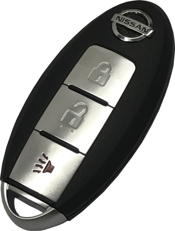 Chave Presença Completa Nissan Livina e Grand Livina 2010 Até 2014