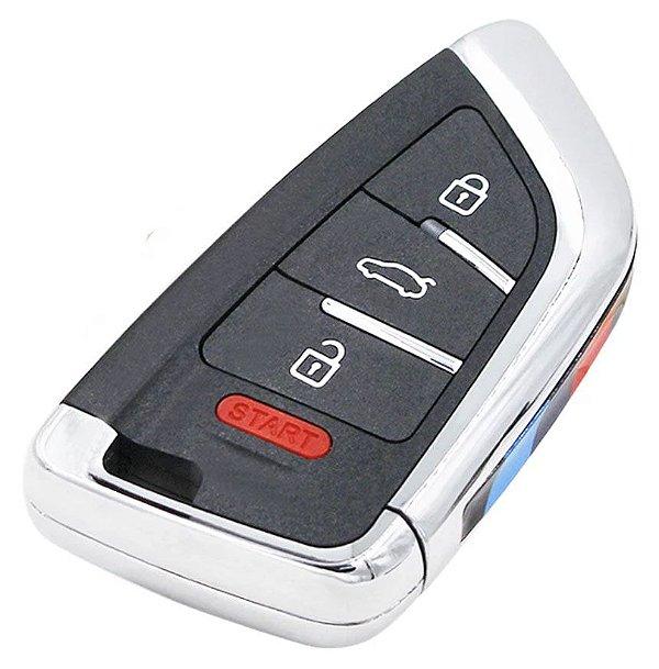 Chave presença completa para veículo modelo gm chevrolet cruze 2017 até 2019
