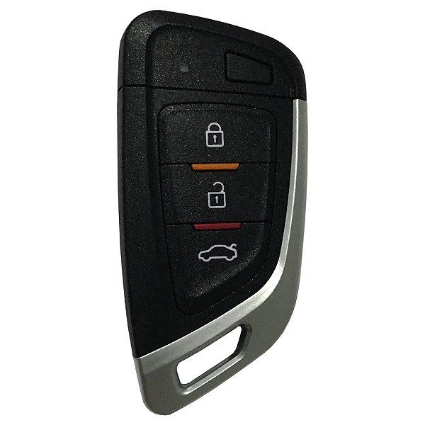 Chave presença completa para veículo modelo gm chevrolet cruze 2012 até 2015