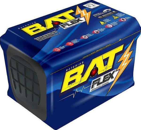 Bateria BatFlex 80ah 1 Ano de Garantia