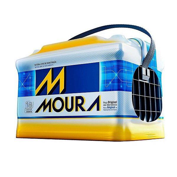 Bateria Moura 60ah 18 Meses de Garantia