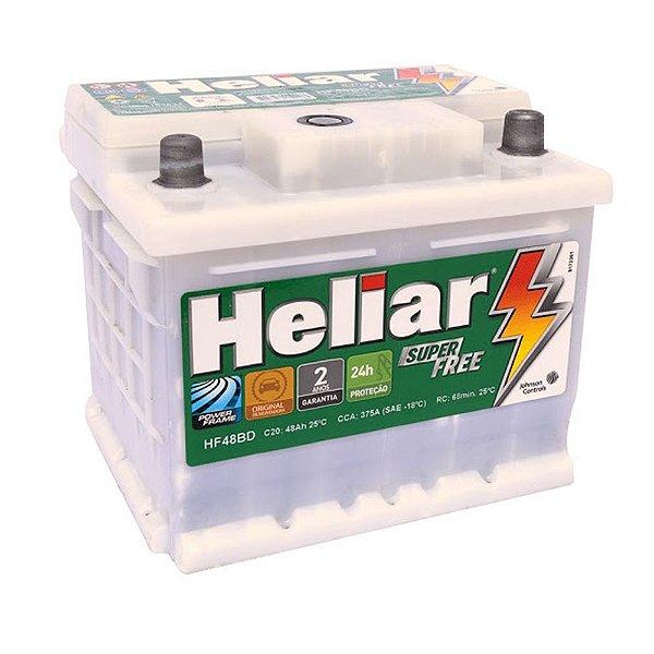 Bateria Heliar 60ah 24 Meses de Garantia
