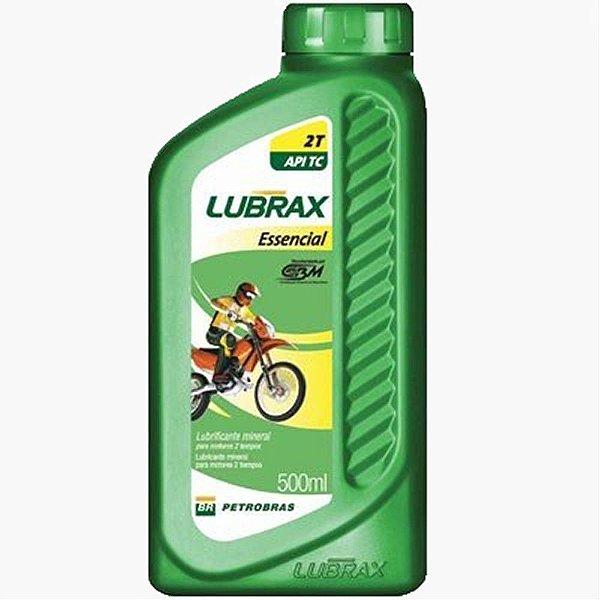 Óleo lubrificante Lubrax Essencial 2T  500ML