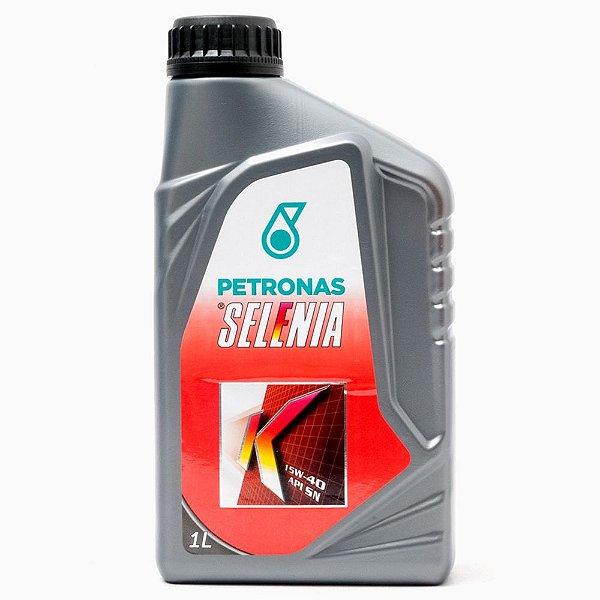 Óleo lubrificante Petronas Selenia 15w40 SN