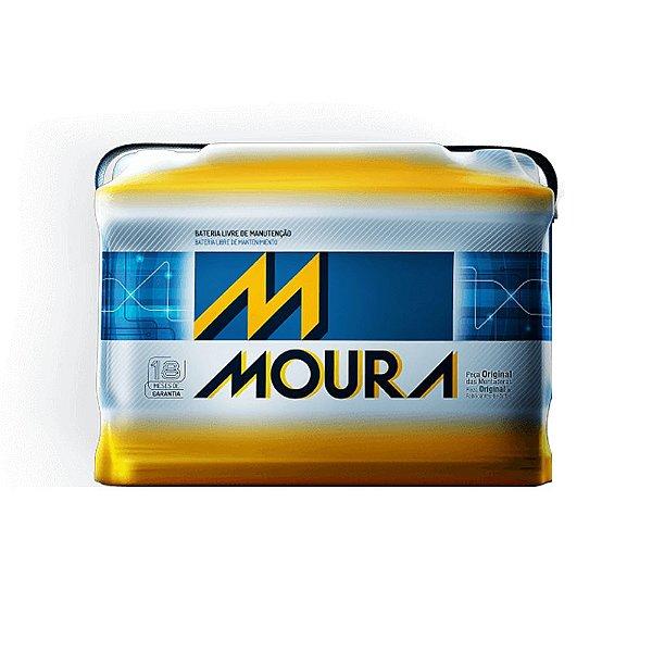 Bateria Moura 40 Amperes M40FE 24 meses de GARANTIA