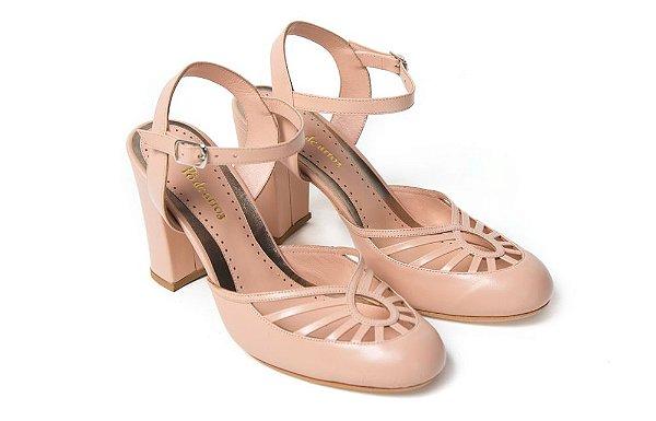 Sapato Gabrielle - Nude