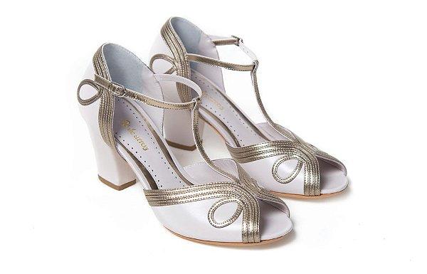 Sapato Louise - Blush